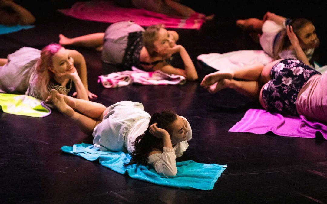 Tanssikoulun kesälukukausi 20.5-12.6.2019