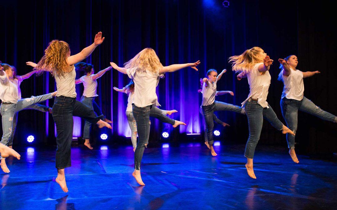 Ilmoittautuminen syksyn 2019 tanssitunneille on avattu!