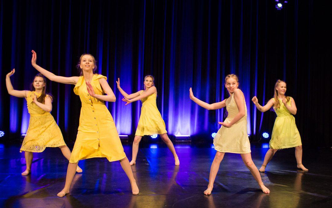Tanssikoulu viettää pääsiäistä 2-5.4.2021